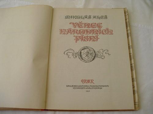 Věnec národních písní 1950