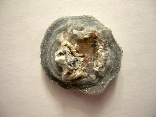Hadí achát - chalcedonová růže 28 mm, č.12