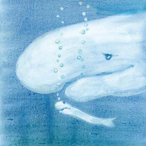 Jak velká je velryba