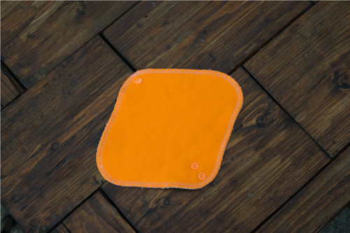 Látková intimka - Oranžová