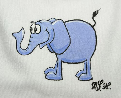 Bryndák se slonem Gustavem