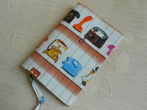 obal na knihu - telefony - sleva