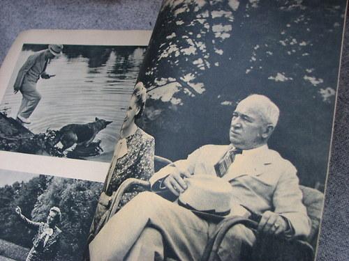 Edvard Beneš, fotografie z let 1938 - 1945