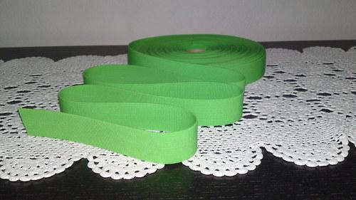 guma zelená