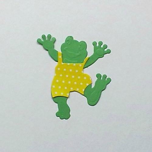 Výsek - Veselý žabák
