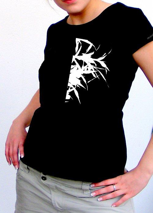 Originální dámské triko,,Bambus,,