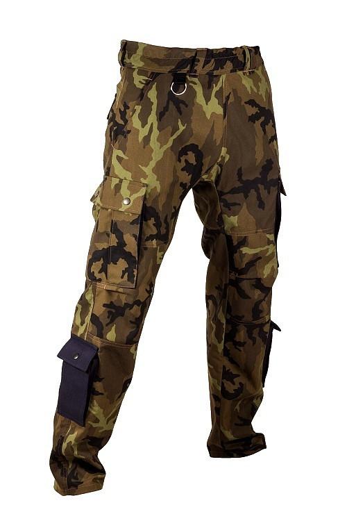 Maskáčové kalhoty - AČR