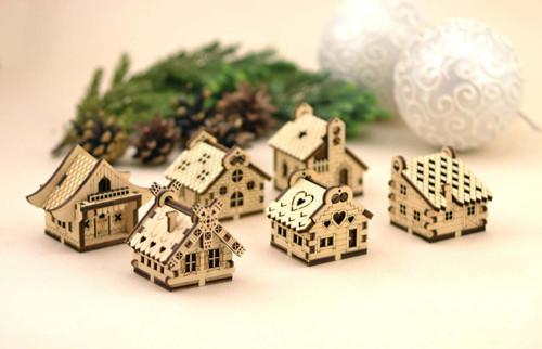 Vánoční dekorace DEK003