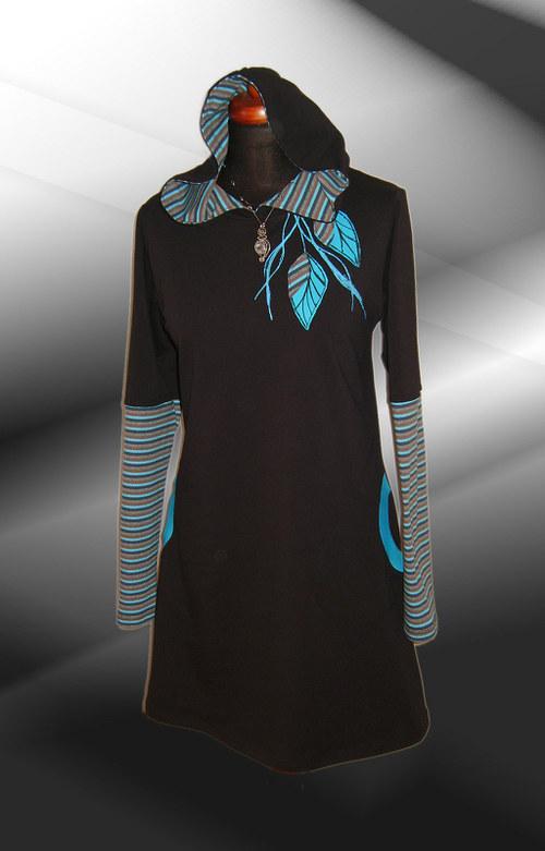 šaty -tunika