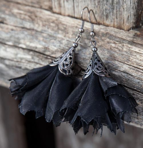 Tanečnice čierne - elegant