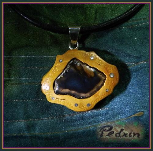 ...náhrdelník - .ACHÁT- Buxus Sychrov 2.