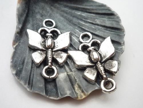 spojovací  motýl - 4 ks