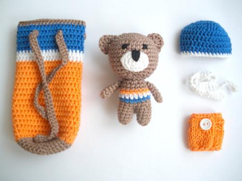 Medvídek na cestu- Didi