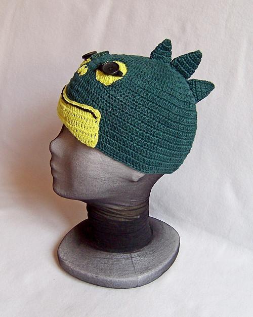 Zelený ještěr