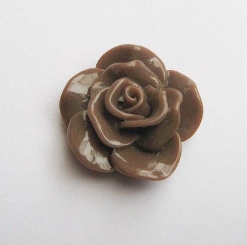 Velká růže cca 30mm - 1ks + 1 ks zdarma