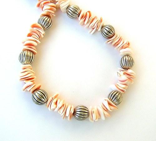 Letní náhrdelník - sleva z  210 Kč