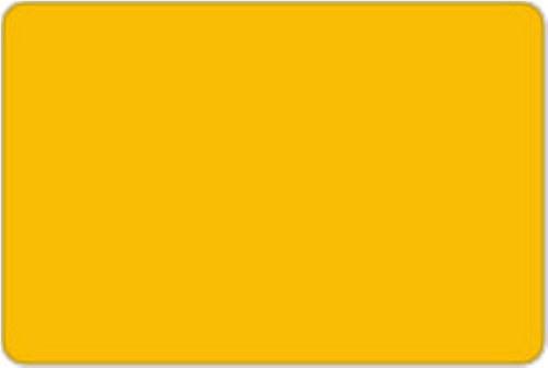 Plsť okrově žlutá 1mm