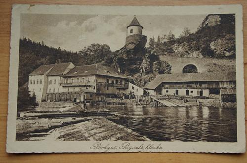 Bechyně- hláska, 1927