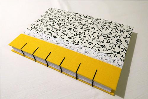 Deníček s krajkou, A4, 200 stran