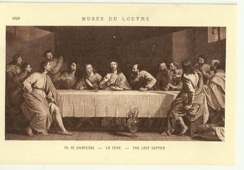 Umělecká pohlednice Ph.De Champaigne
