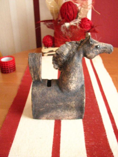 Koňská pokladnička