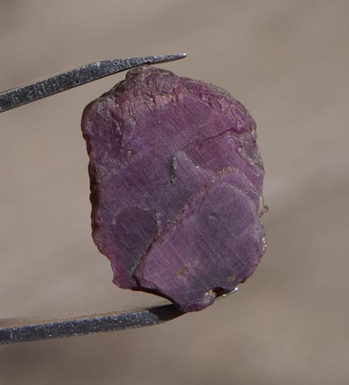krystal -  rubín (19 mm)  J726