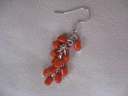 Oranžové hrozny