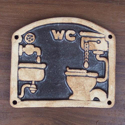Kachlík č.24 - WC