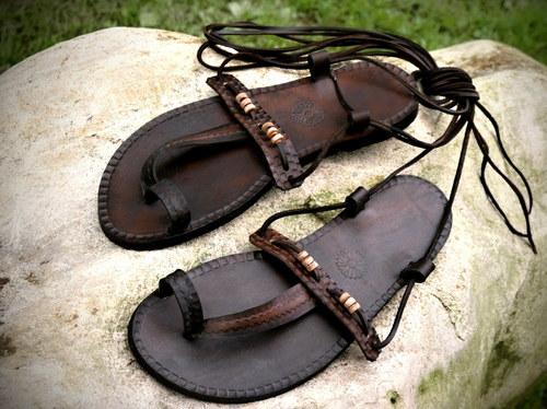 Rasta sandále