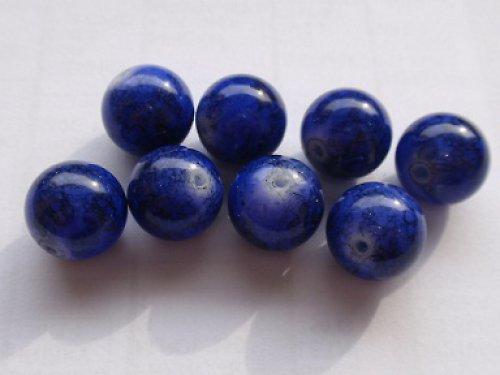 Kraklované kuličky č. 9 - 6 mm