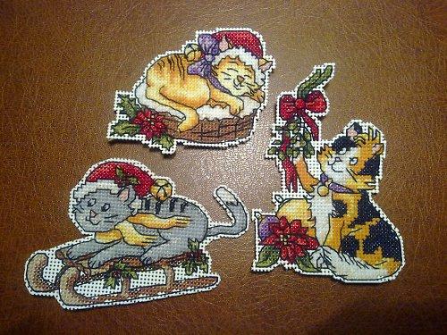 Vánoční kočkování