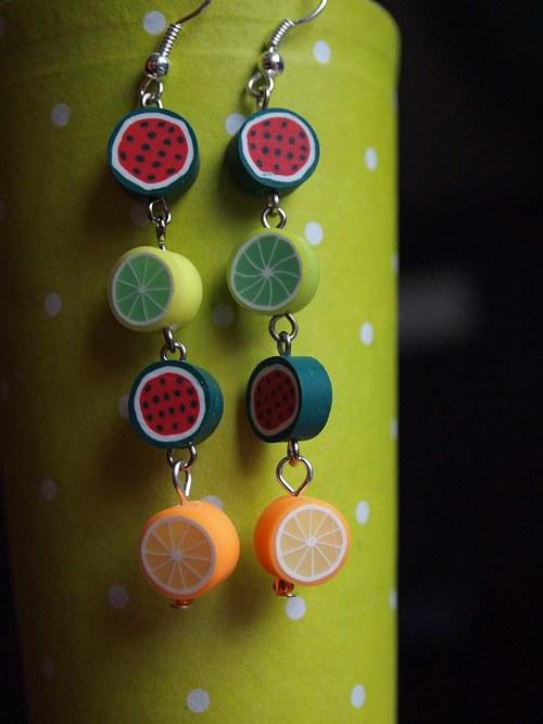 Melouny a citrusy