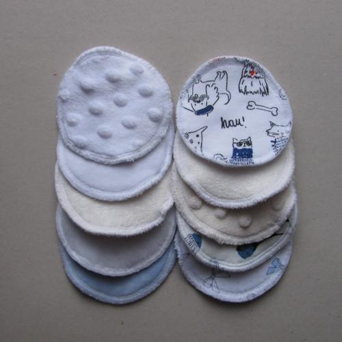Kosmetické tampony - sada vzorků (D)