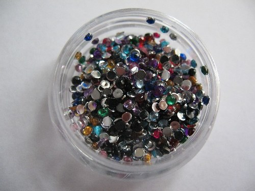 barevné kamínky