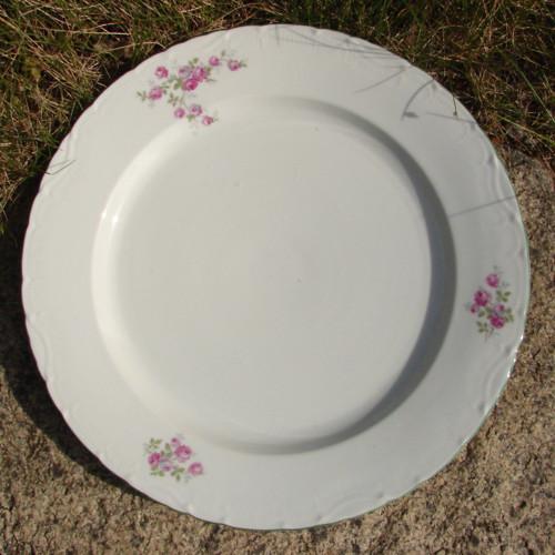 A znovu láska - servírovací talíř