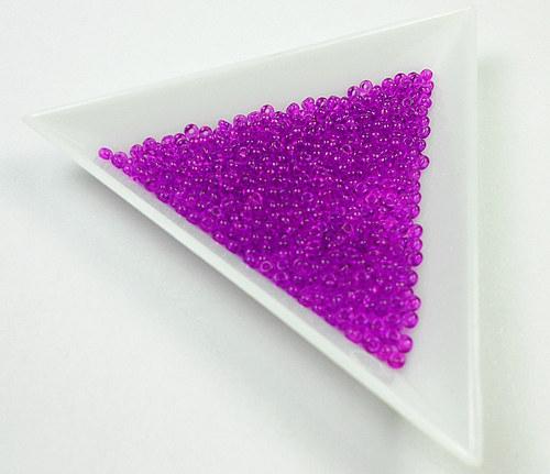 Rokajl 11/0 fialový I 44 g