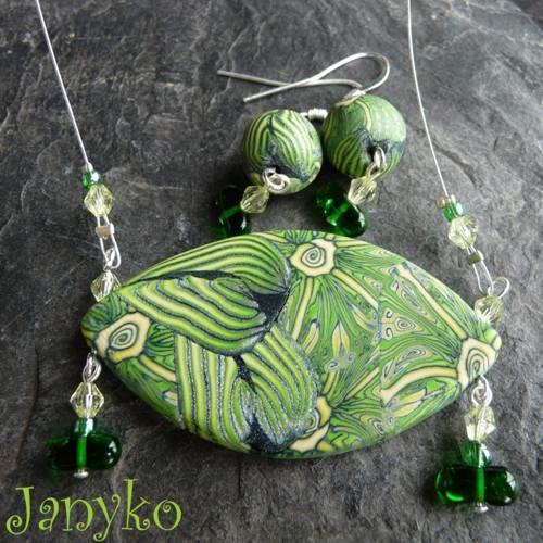 Zelená vzducholoď