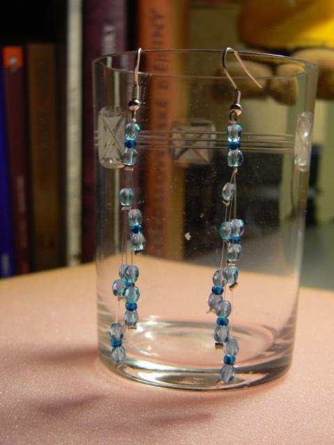 Modré hrozny