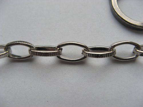 Řetízek 080 - stříbrný - 50 cm