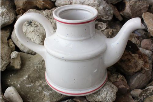 Krásná porcelánová konvice ZELL