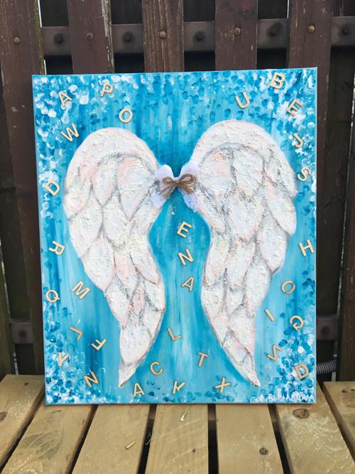 Andělska křídla