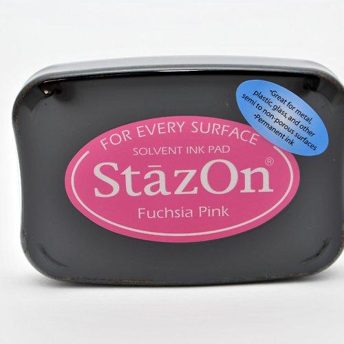 StazOn inkoustový polštářek / růžový