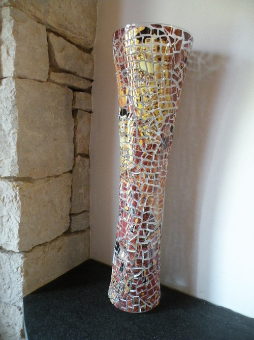 Váza Klimtovská