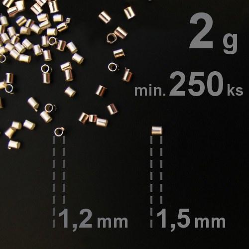 Zamačkávací rokajl (drobný) 2g = min. 250 ks