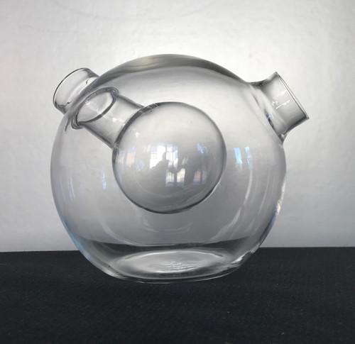 sklenička  s nádobou na led - SLUNEČNÍ ZÁŘE