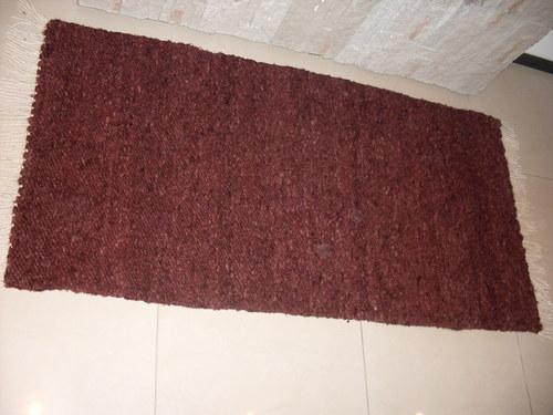 Farebný kobere z ovčej vlny