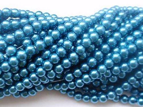 Korálky voskované č. 9 - 8 mm