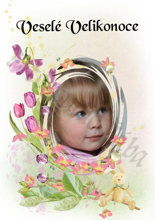 Velikonoční pohlednice č. 2