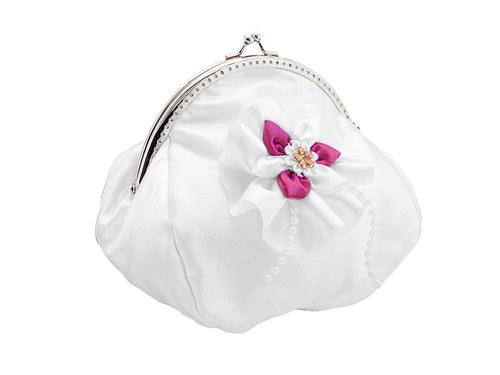 Svatební kabelka , kabelka pro nevěstu 1405C