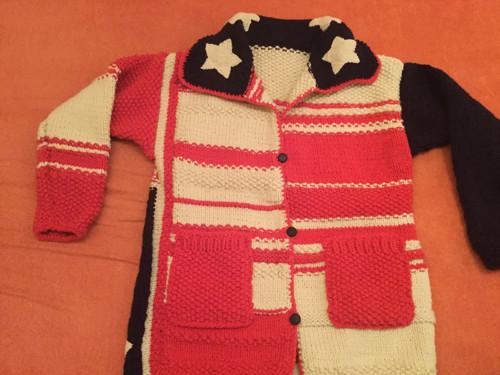 Teploučký svetr